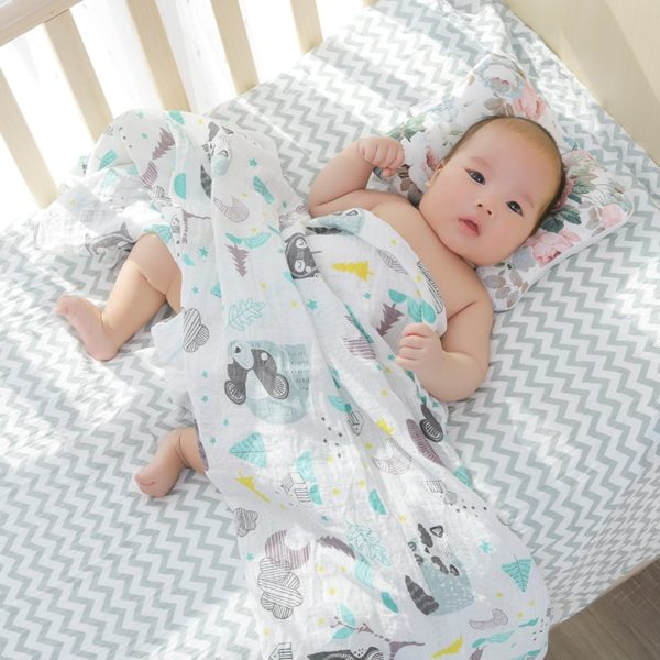 oreiller pour bébé image 5